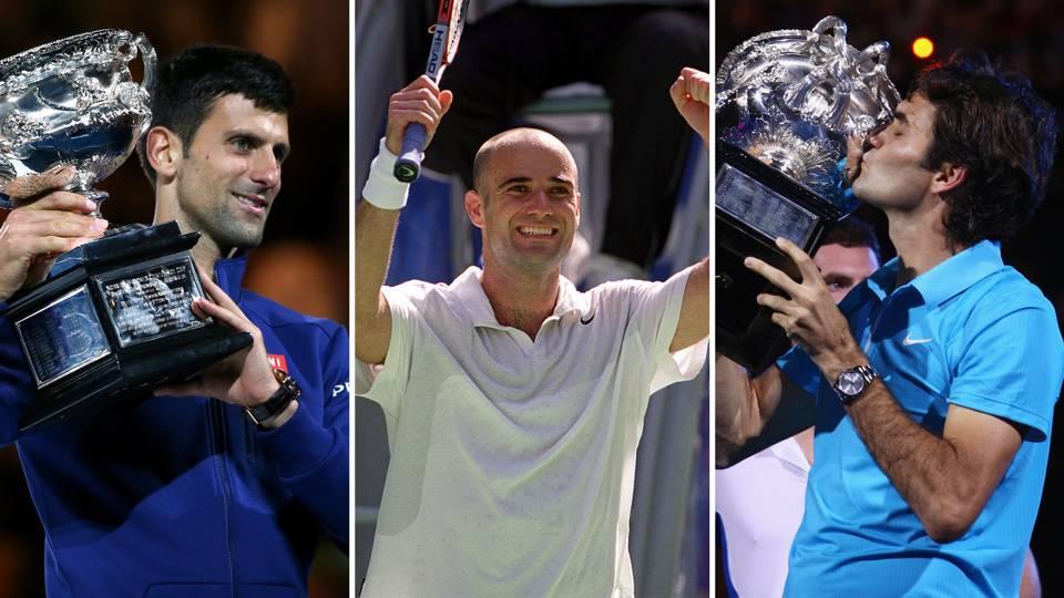 Australian Open winners