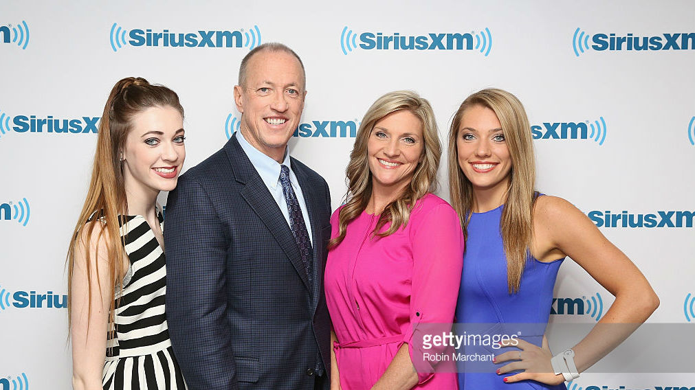 Erin Kelly in new book tells what it's like being Jim Kelly's Daddy's girl