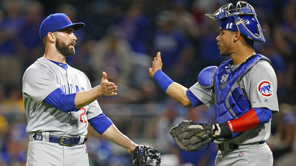 Changing batteries: How MLB pitchers traded at the deadline adjust to new catchers