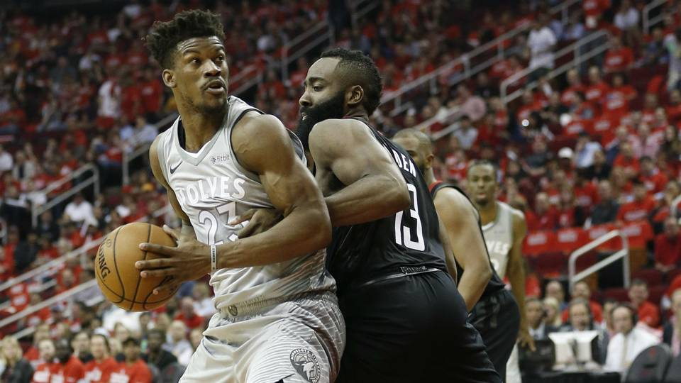 jimmy-butler-james-harden-getty-100318-ftr.jpg