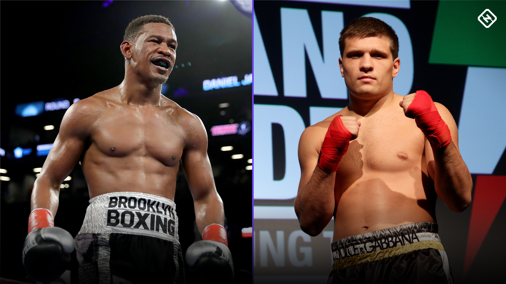 Daniel Jacobs vs. Sergiy Derevyanchenko for the vacant IBF middleweight title announced