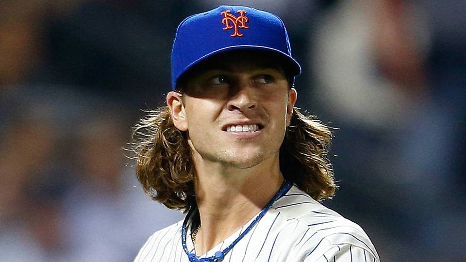 Jacob deGrom voted Natonal League Rookie of the Year