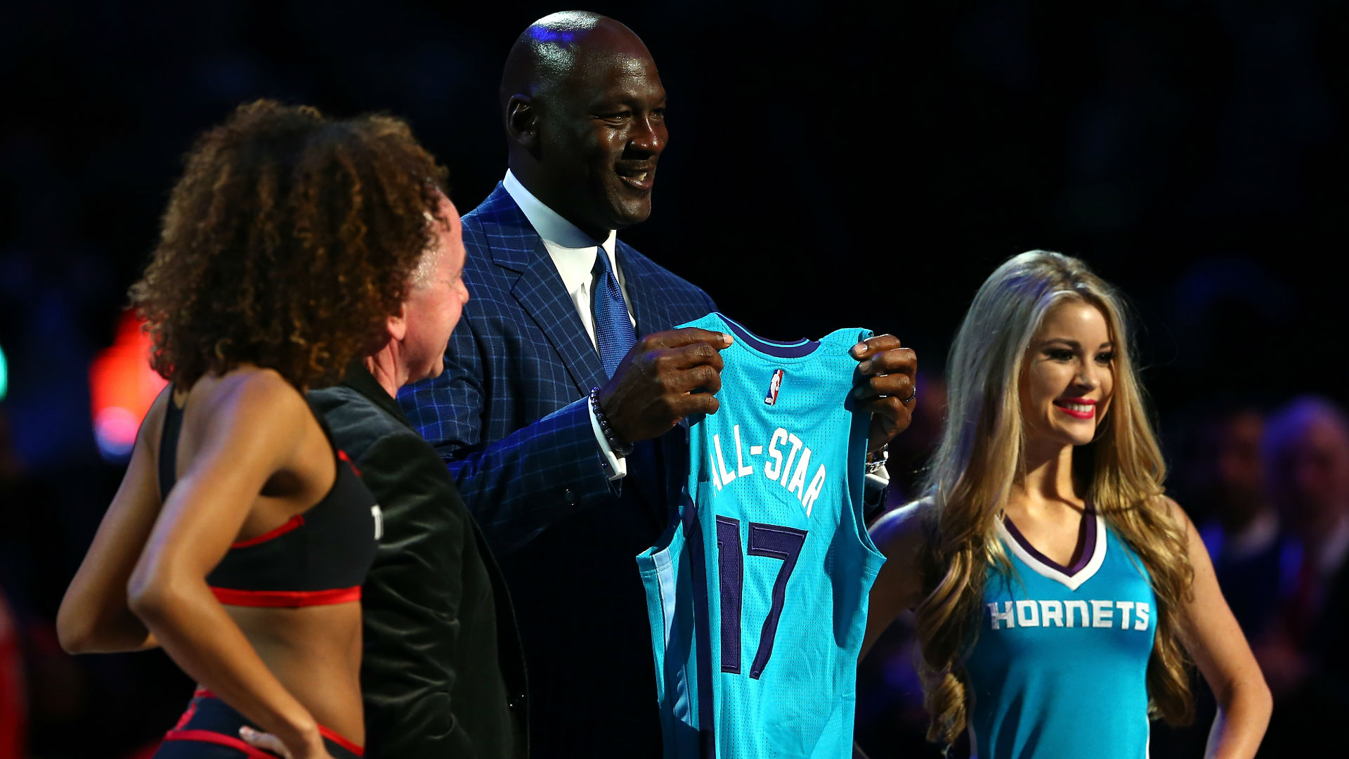 NBA All-Star Game coming to Charlotte in 2019