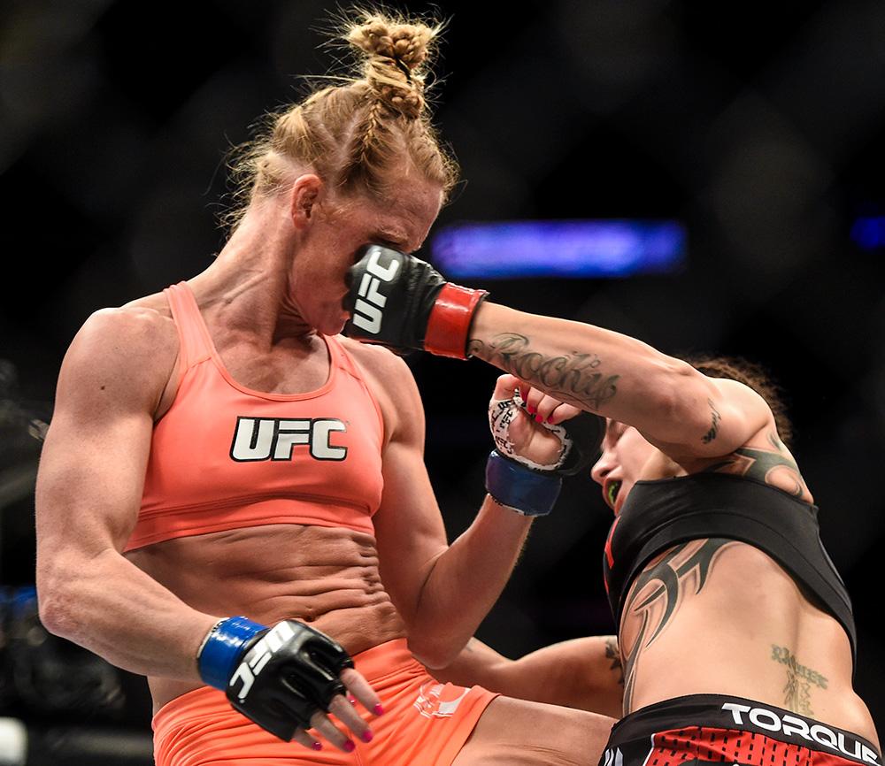 UFC 224: Raquel Pennington felt horrific accident would take away title shot