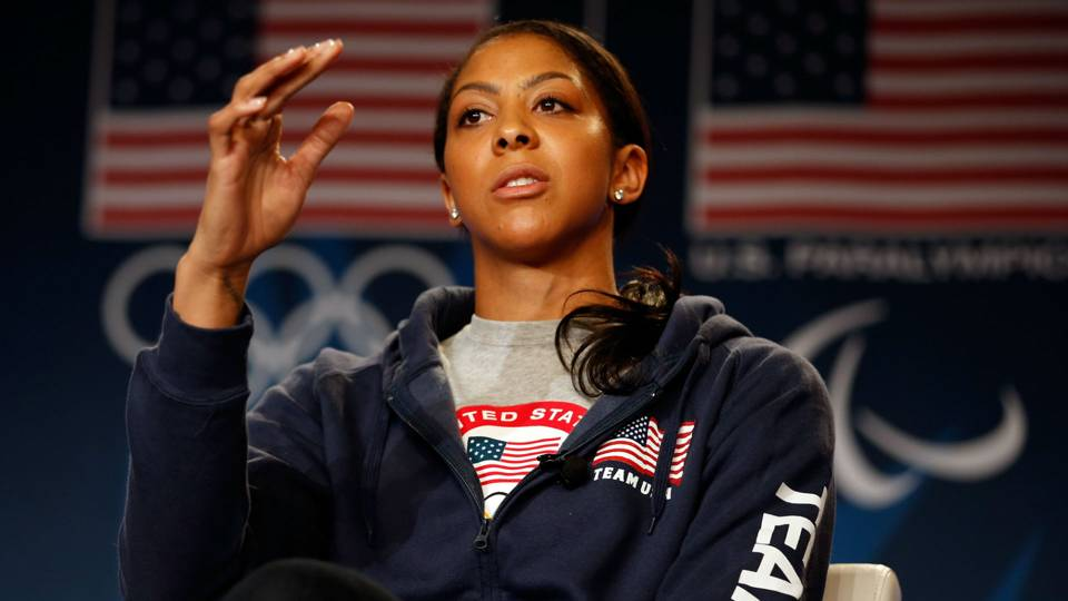 Candace Parker S Olympic Snub Ushers In New Era Of Women S