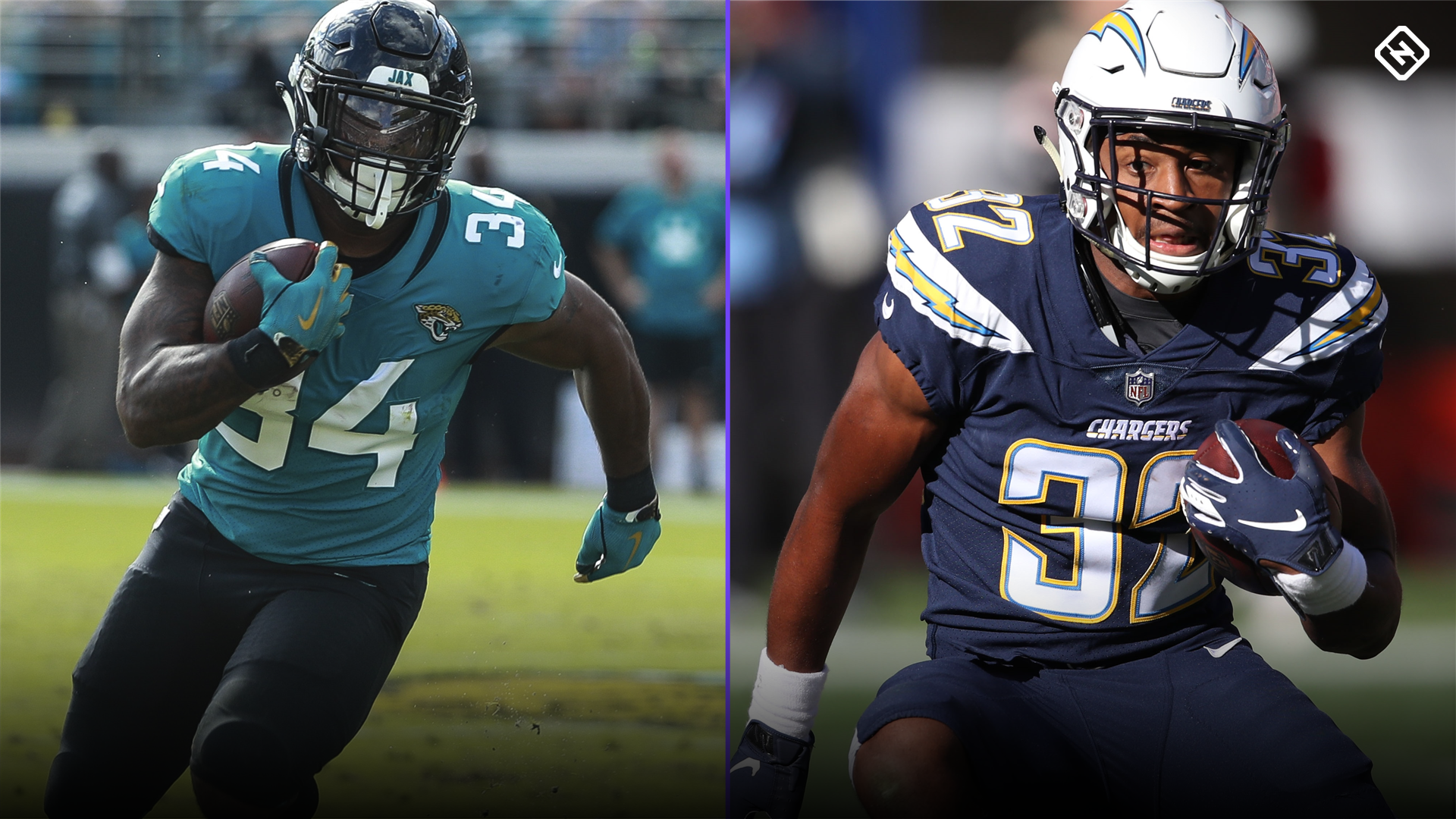 Fantasy Football Week 13 Waiver Pickups: Possible Leonard Fournette suspension, Melvin Gordon injury make Carlos Hyde, Justin Jackson key 'adds'