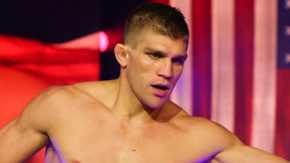 Brent Primus: Bellator Interim Lightweight Title Makes
