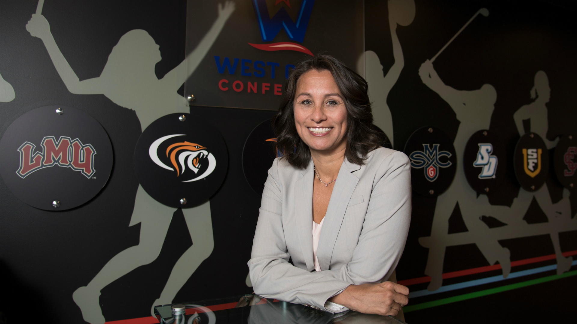 Q&A with WCC's Gloria Nevarez, first Latin American woman to lead Division I conference