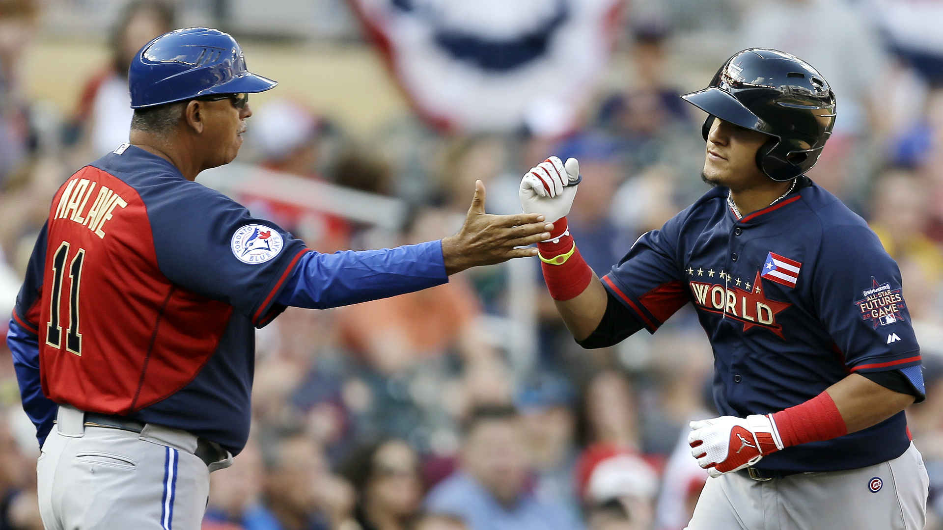 2014 Futures Game: Top hitting prospects