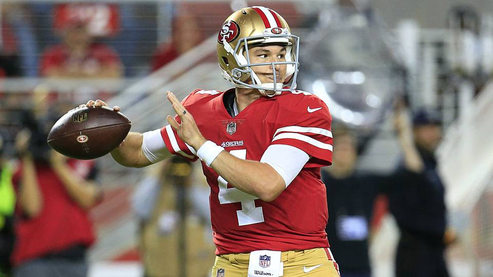 68da621ad Who is Nick Mullens  Unknown quarterback shines for 49ers in NFL ...