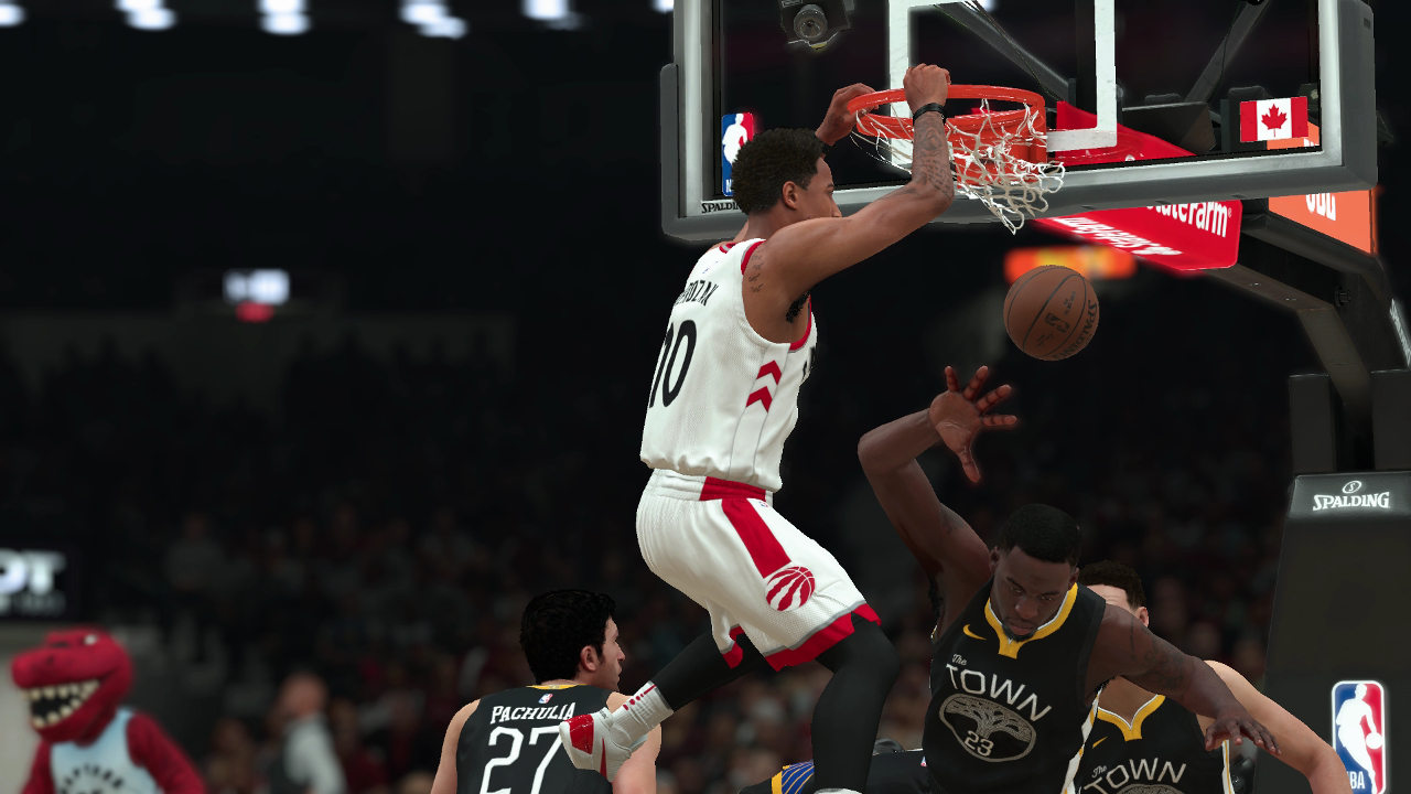 39 nba 2k18 39 review this year 39 s release shines with. Black Bedroom Furniture Sets. Home Design Ideas
