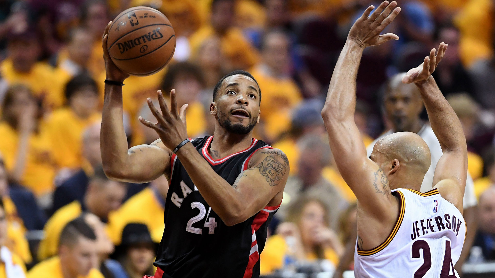 Raptors agree to four-year extension with Norman Powell