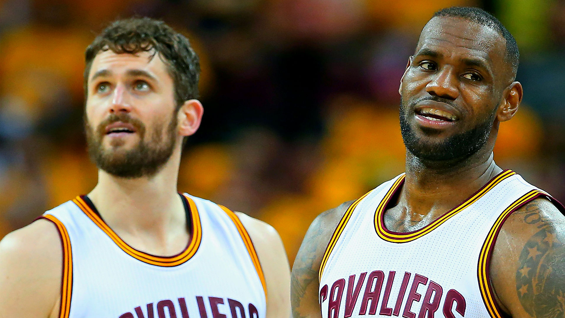 NBA | Kevin Love injury scare a reminder of how much Cavaliers need him | SPORTAL