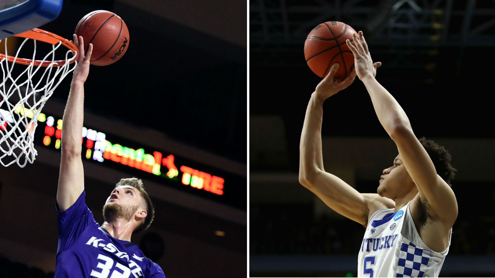 Kentucky Wildcats Basketball 2018 Sec Matchups Revealed: March Madness 2018: Kentucky Vs. Kansas State Sweet 16