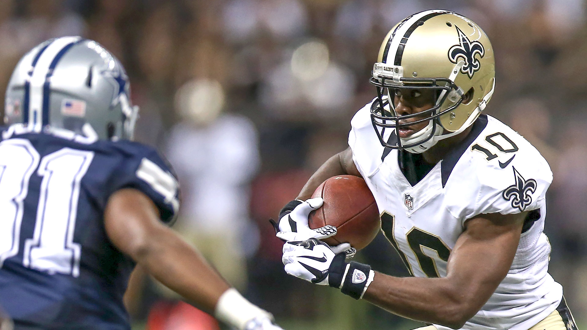Saints Reject Patriots' Offer For Brandin Cooks