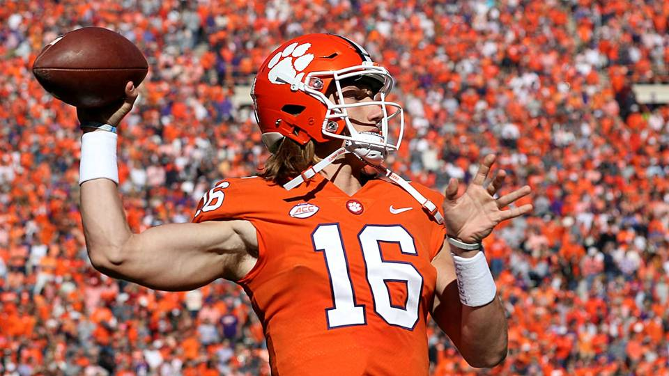 Trevor Lawrence s season should be answer enough for Playoff readiness cd038eef7