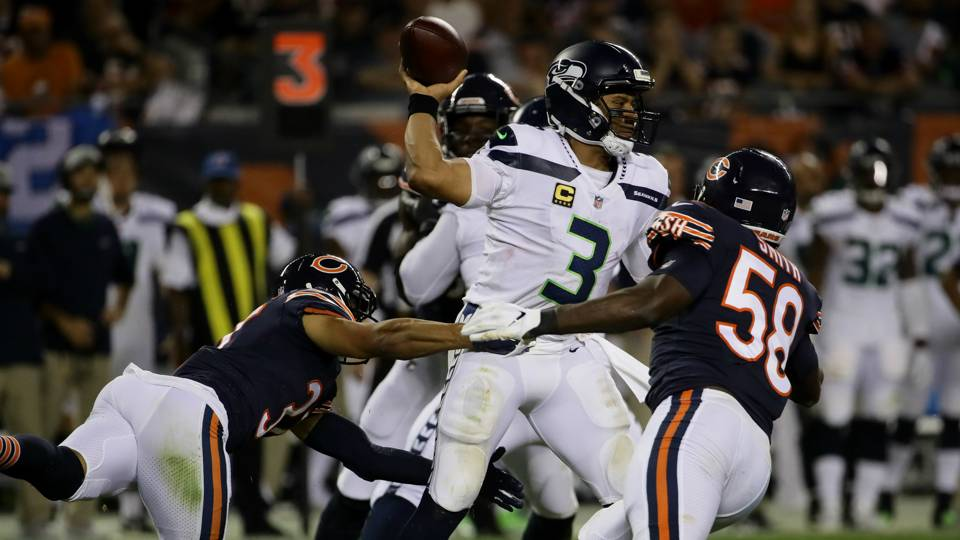 Bears vs. Seahawks: Score, results, highlights from 'Monday Night Football'
