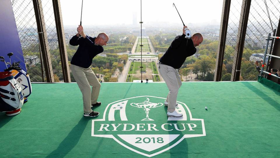 Ryder Cup leaderboard: Live scores from Le Golf National in Paris