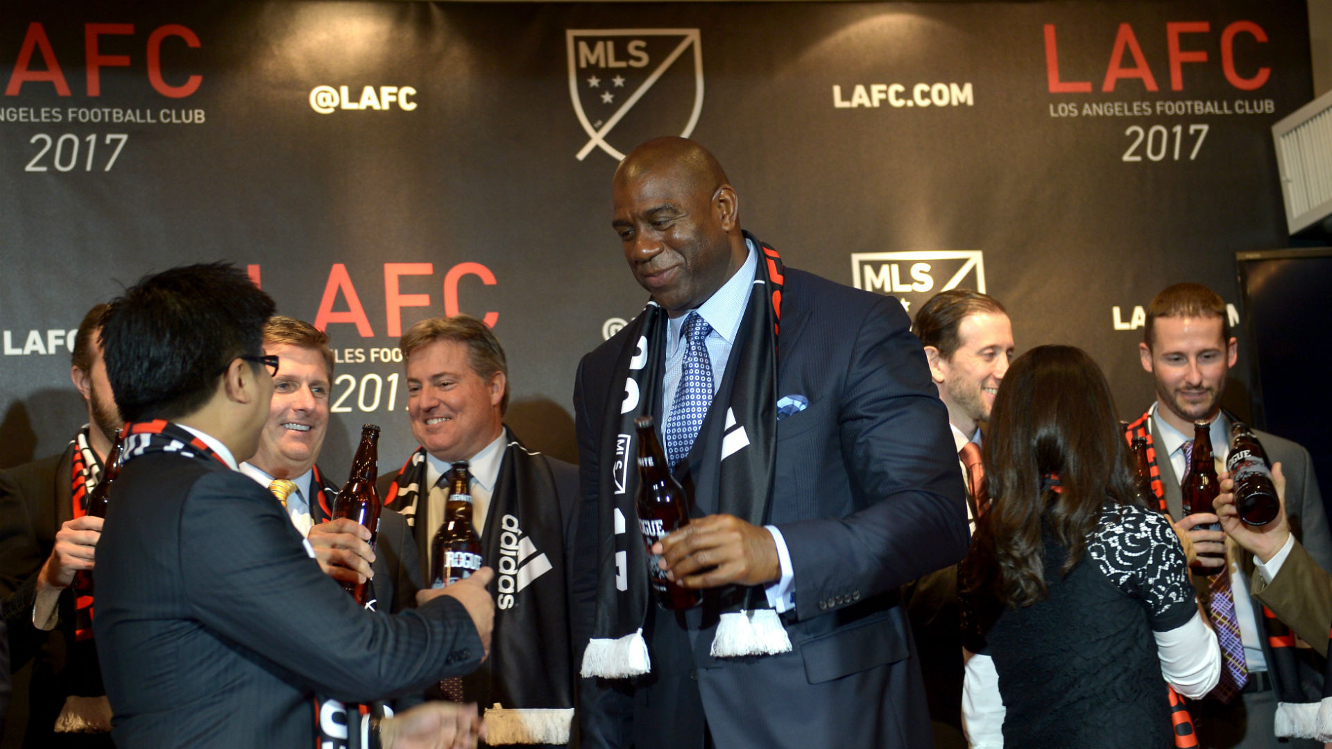 LAFC announces multi-year broadcast partnership with YouTube TV