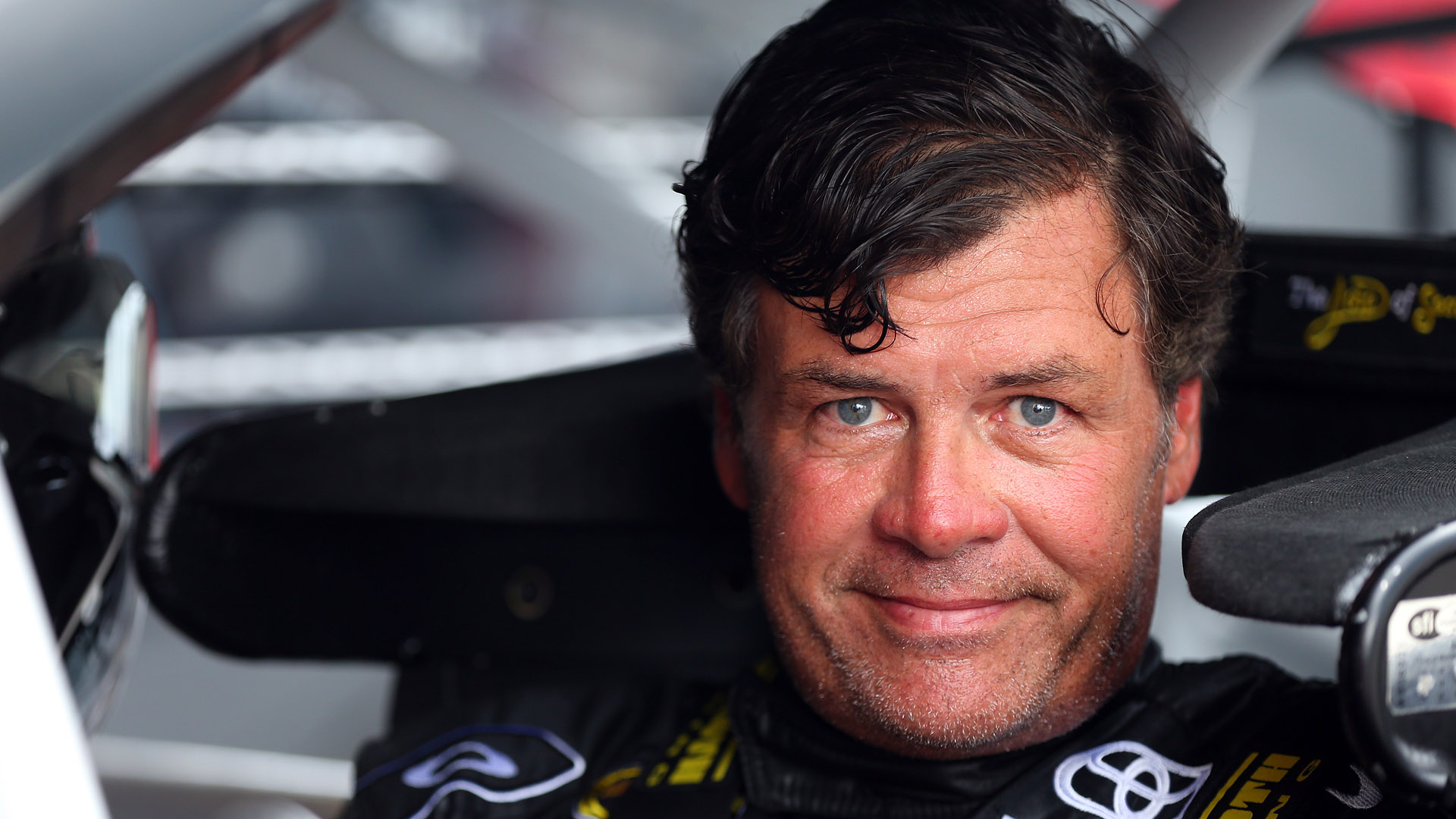Michael Waltrip takes unsuspecting Uber passengers on ride