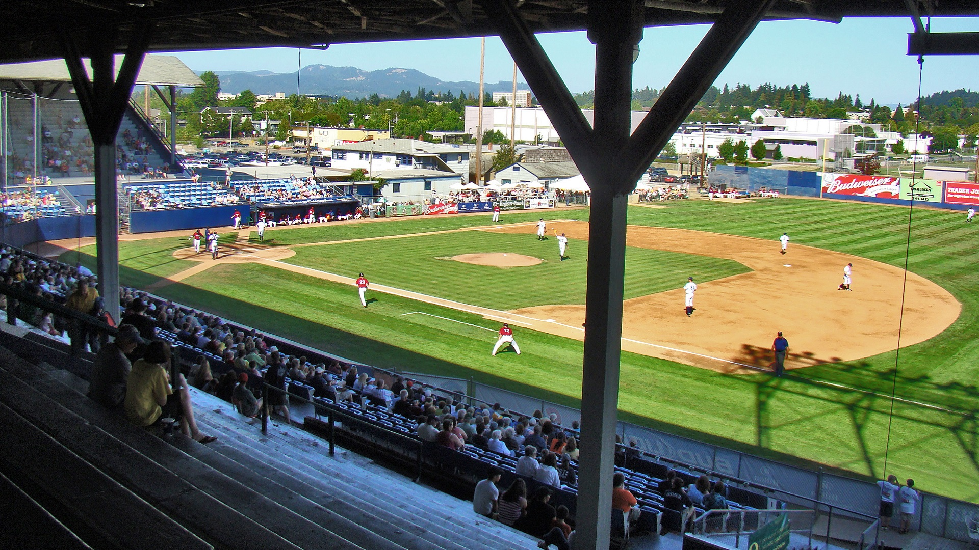 Former Eugene Emeralds are mourning the loss of Civic Stadium
