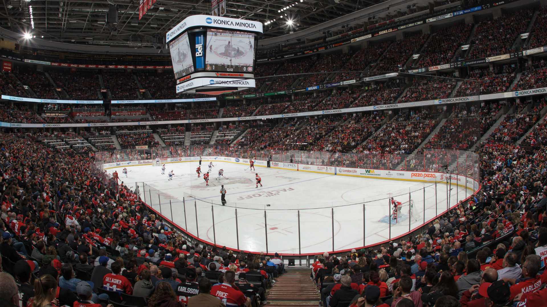 Most intimidating college hockey arenas edmonton