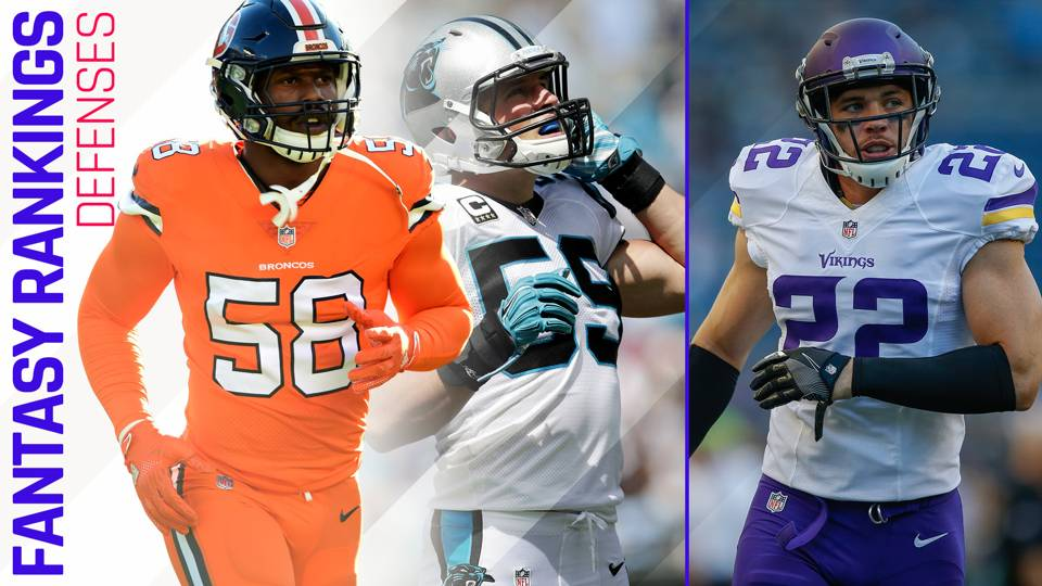 0930a3343b2 2017 Fantasy Football Rankings  Defense