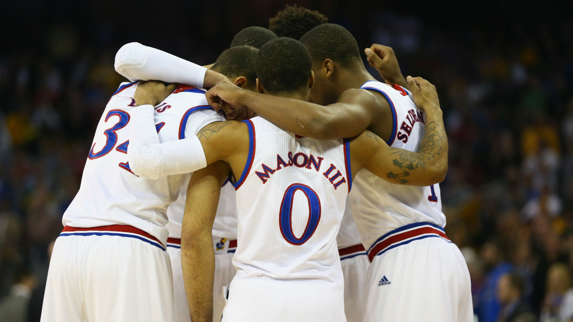 Kansas conquered the world but knows NCAA title is a tougher assignment