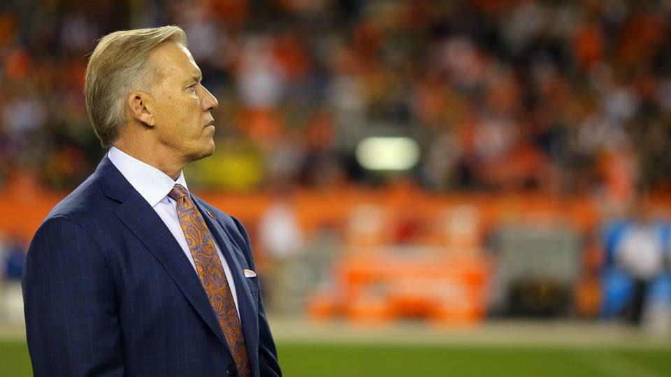 Answers To Broncos Gm John Elways Toughest Test Are In Nfl Draft
