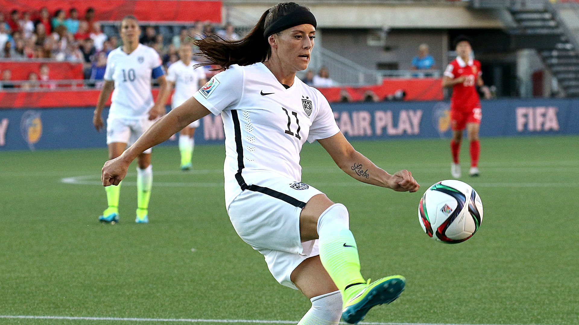 USA priced as underdogs in Women's World Cup semifinals vs. Germany