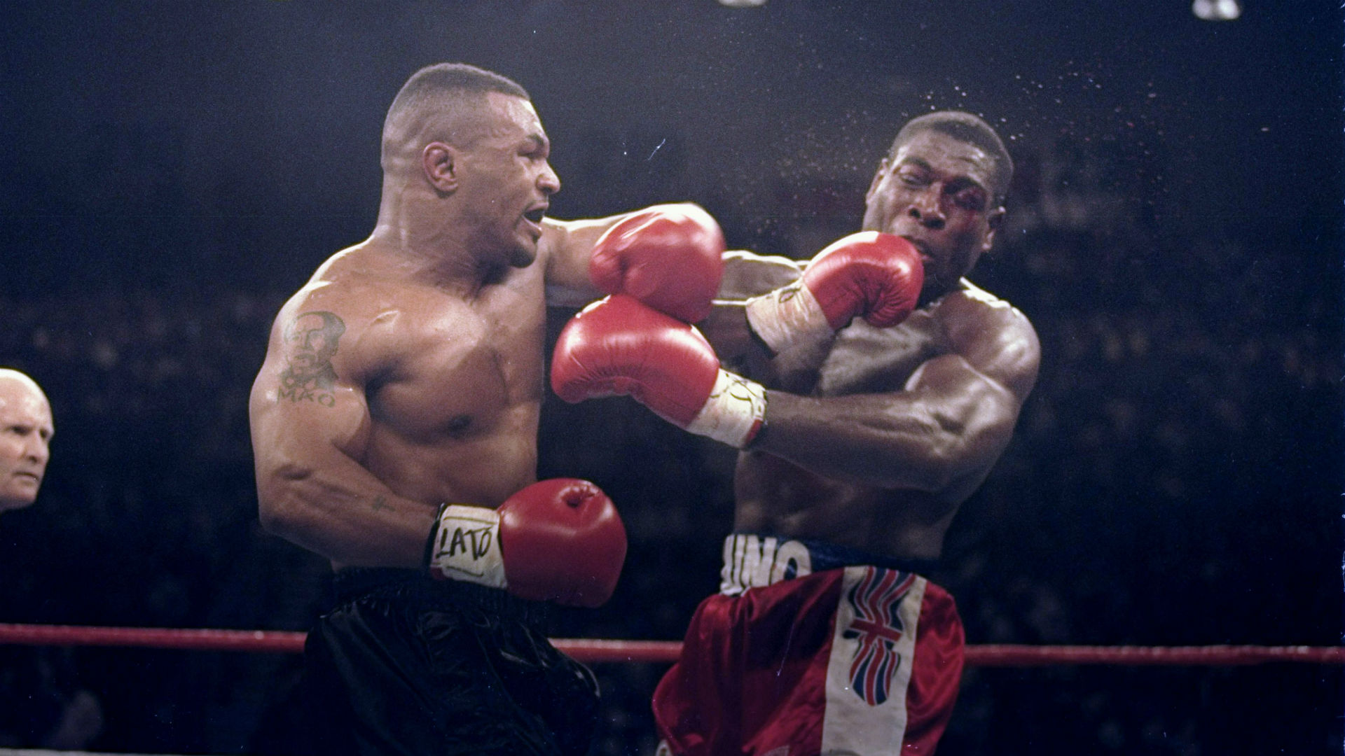 Mike Tyson vs. Frank Bruno