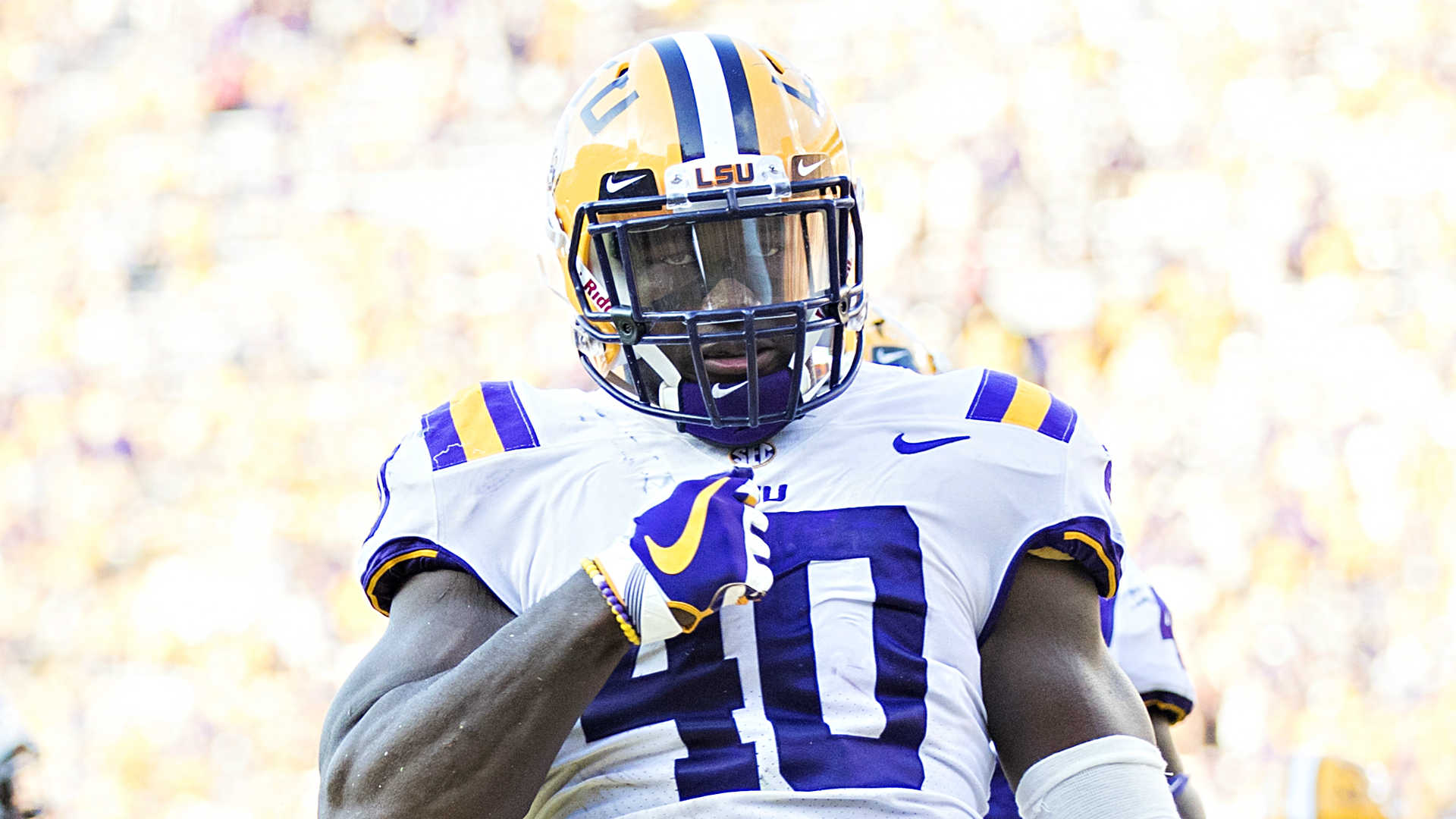 Image result for devin white lsu