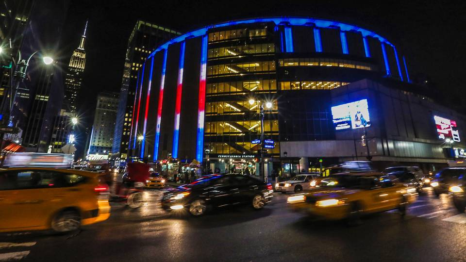 Madison Square Garden To Forgo Music Video In Game Entertainment For First Half Of Warriors