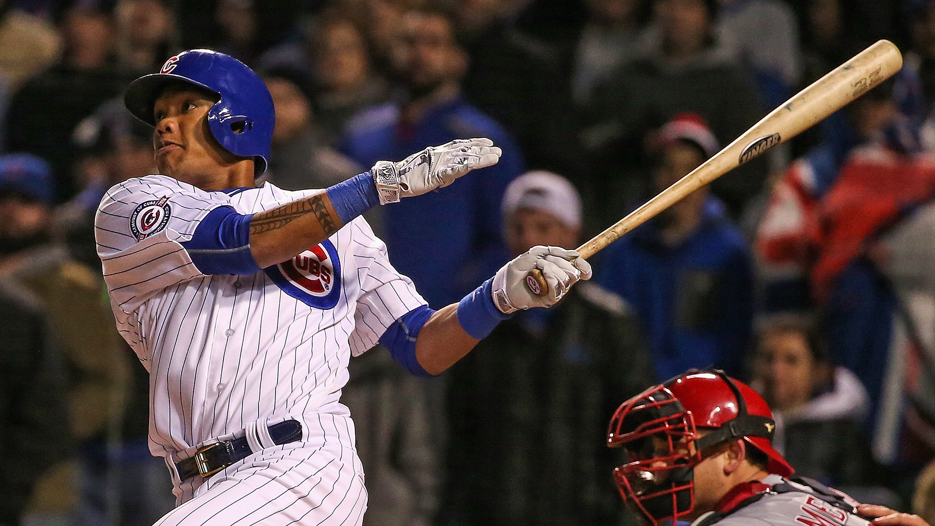 World Series 2016: Cubs' African-American players proud to ...