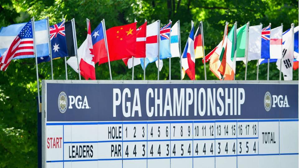 PGA Tour leaderboard: Live scores from 2018 PGA Championship