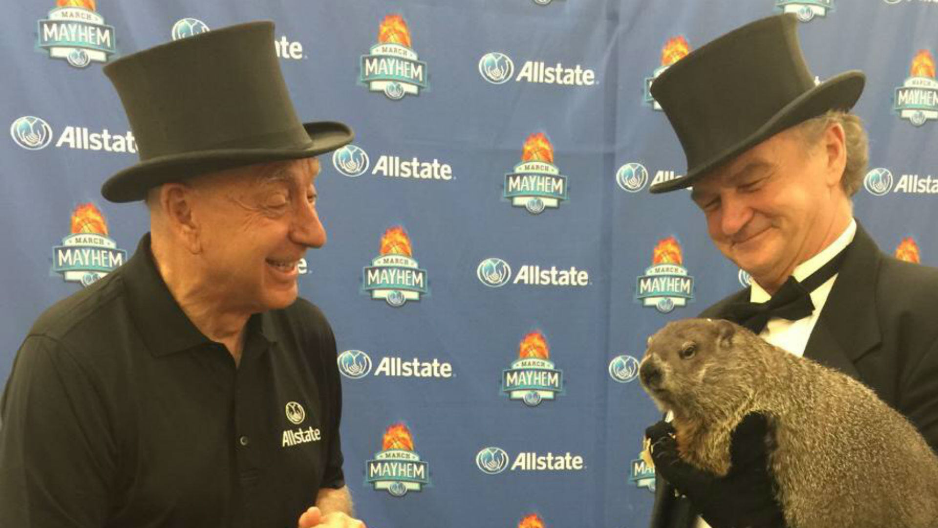 How Dick Vitale's infectious enthusiasm, tournament game changed his life