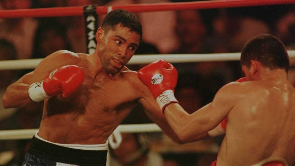 Oscar De La Hoya vs. Julio Cesar Chavez