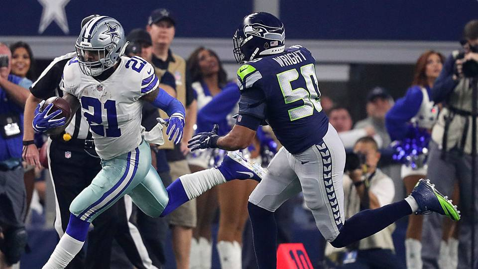Seahawks Vs Cowboys Score Live Updates Highlights From Nfc Wild