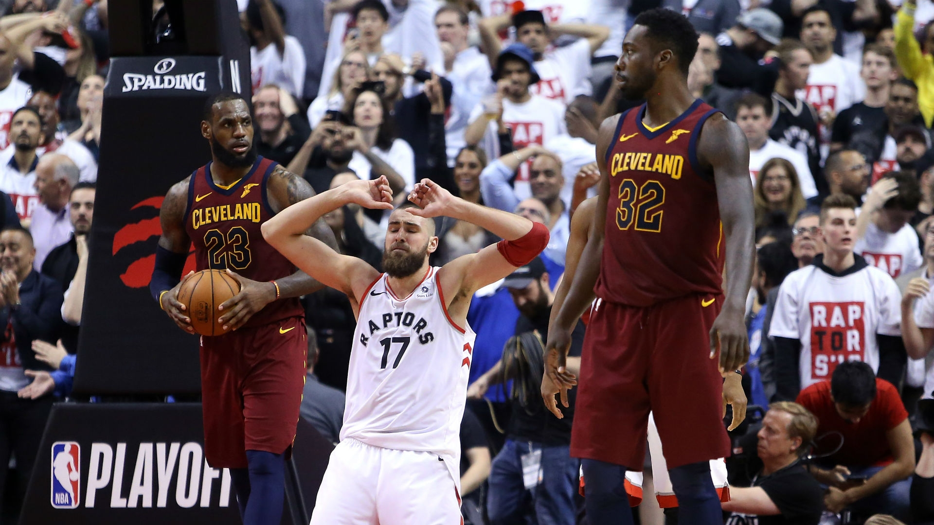 Raptors join list of teams that couldn't clear one big hurdle to reach NBA Finals