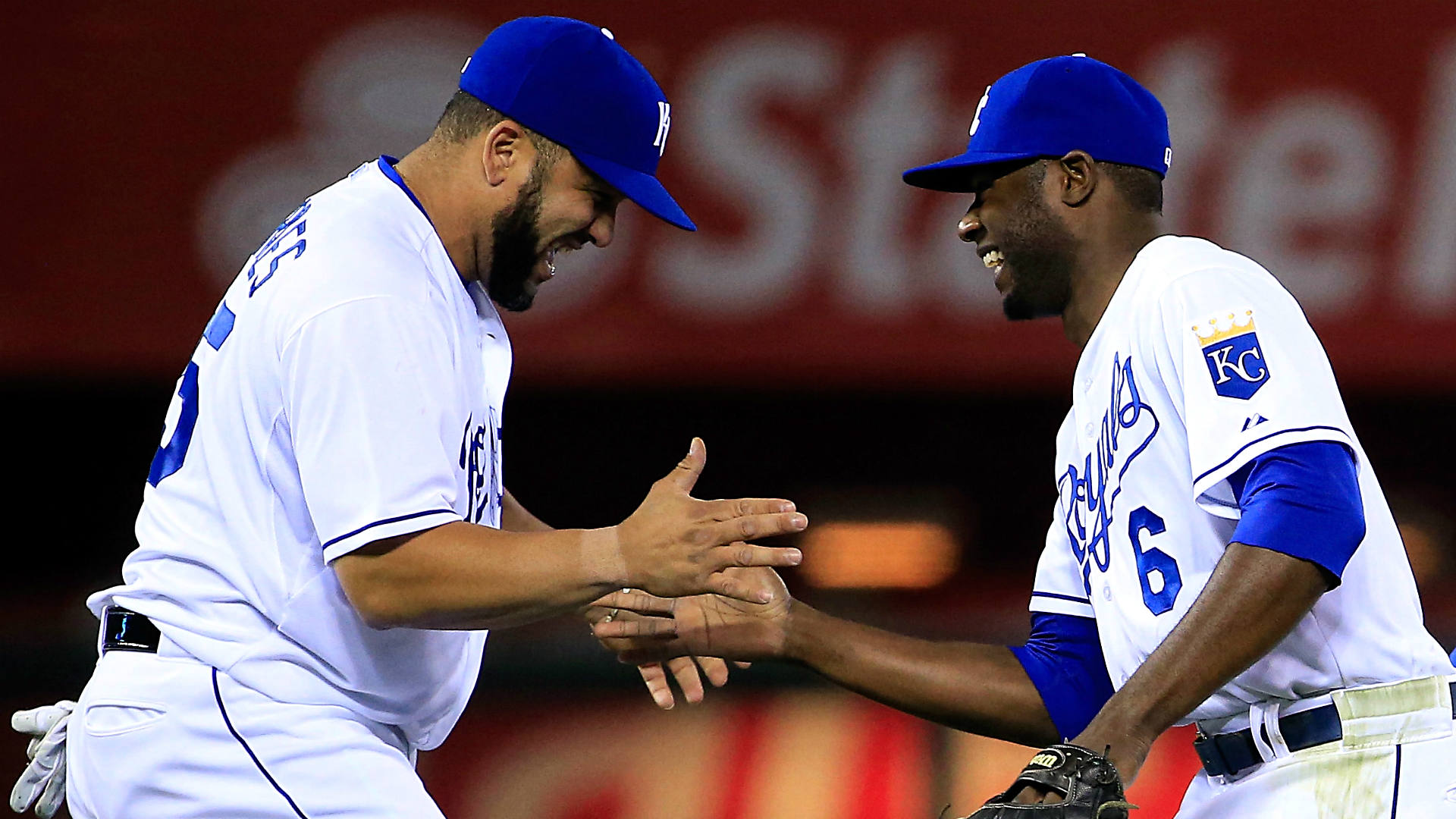 Royals staying loose in pursuit of second straight American League pennant
