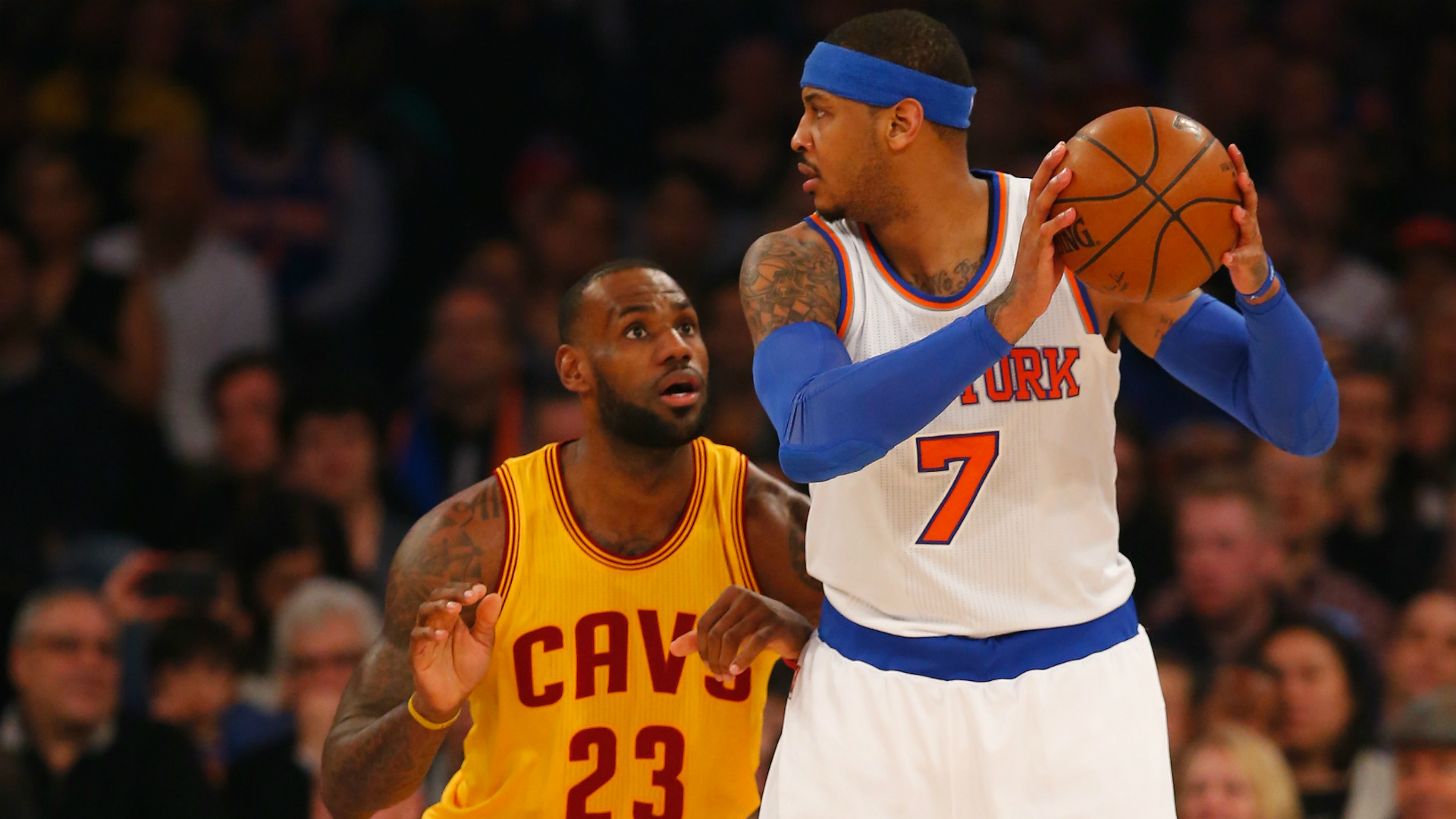 NBA trade rumors: Carmelo Anthony has potential to thrive ...