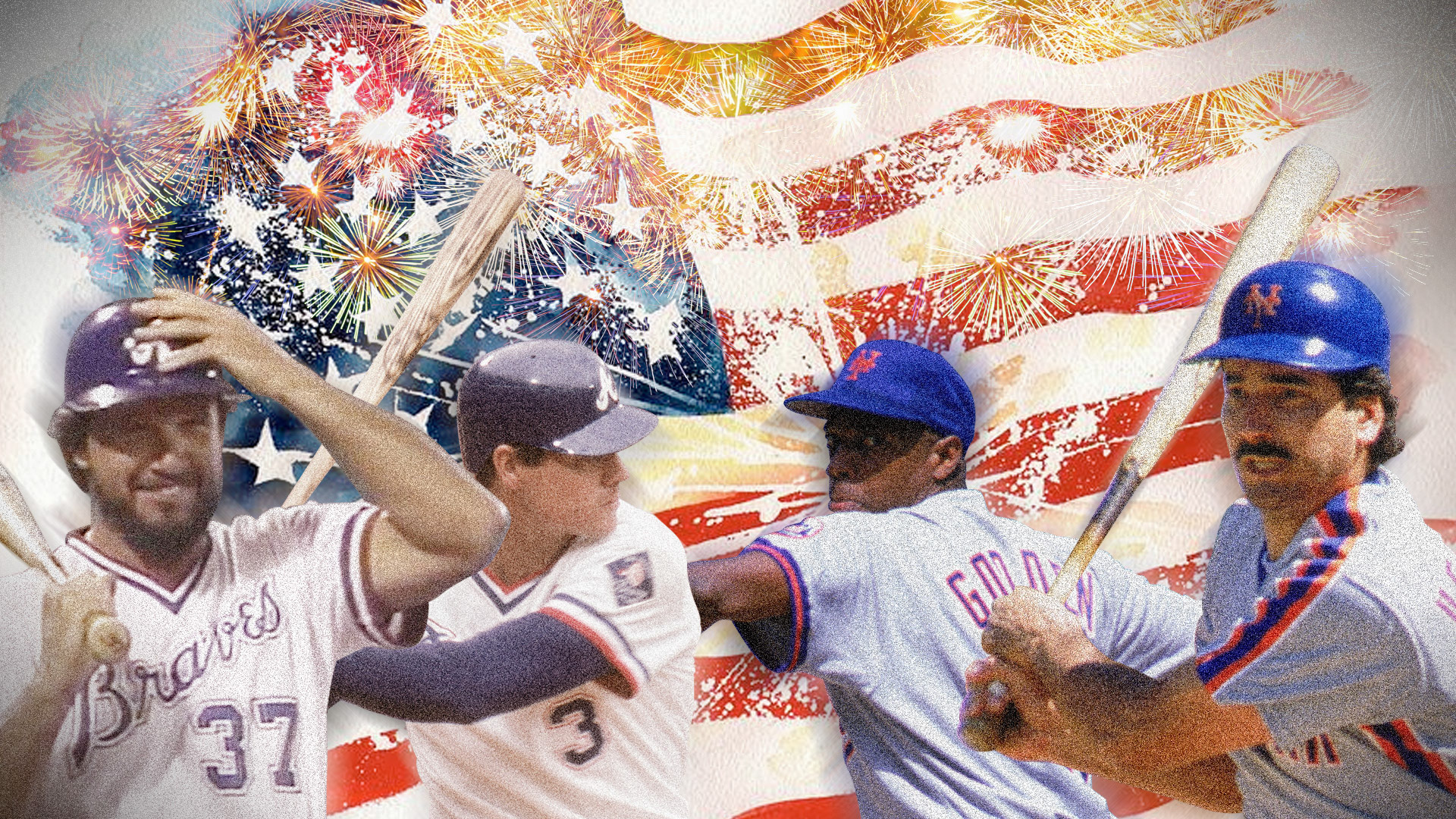 July 4, 1985: 19 things you might not remember about epic Mets-Braves game