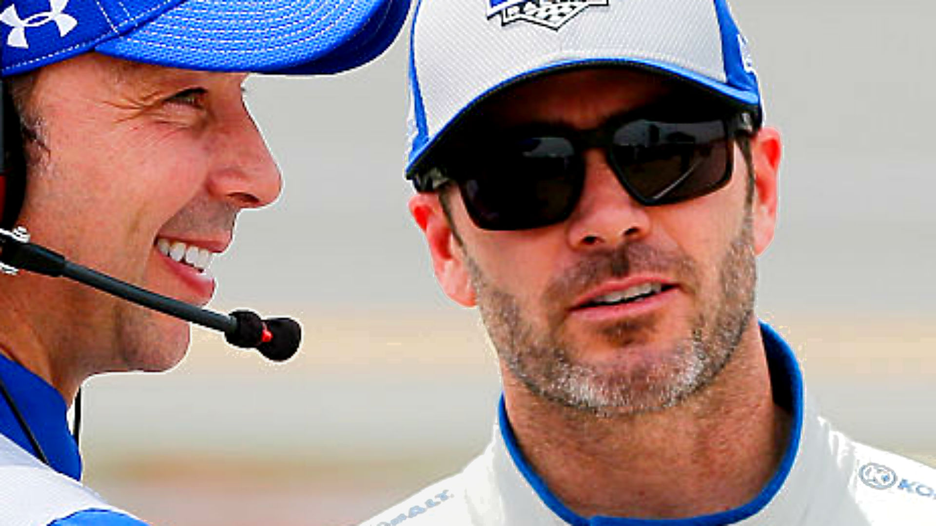 Drivers in 40-car Dover field must contend with monster: Jimmie Johnson | NASCAR | Sporting News