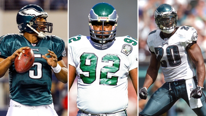 The best Philadephia Eagles ever | Sporting News