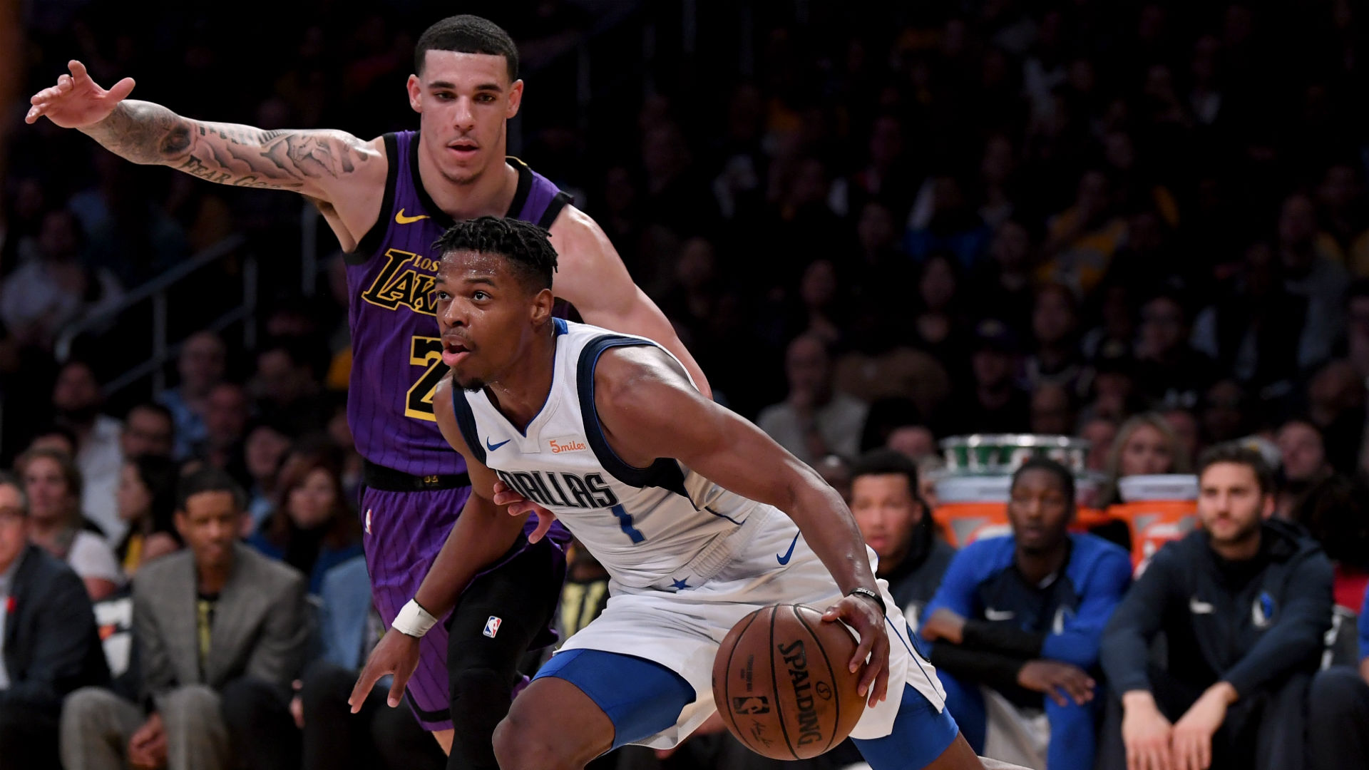 NBA trade rumors: Mavs have discussed Dennis Smith Jr. deal with Knicks, Lakers, Magic