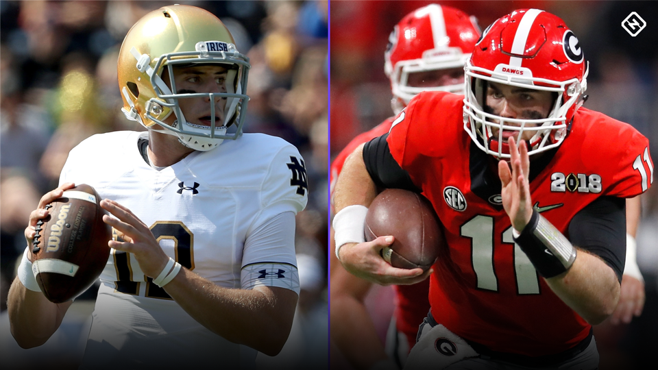 College Football S Best Nonconference Games To Watch In 2019 Ncaa