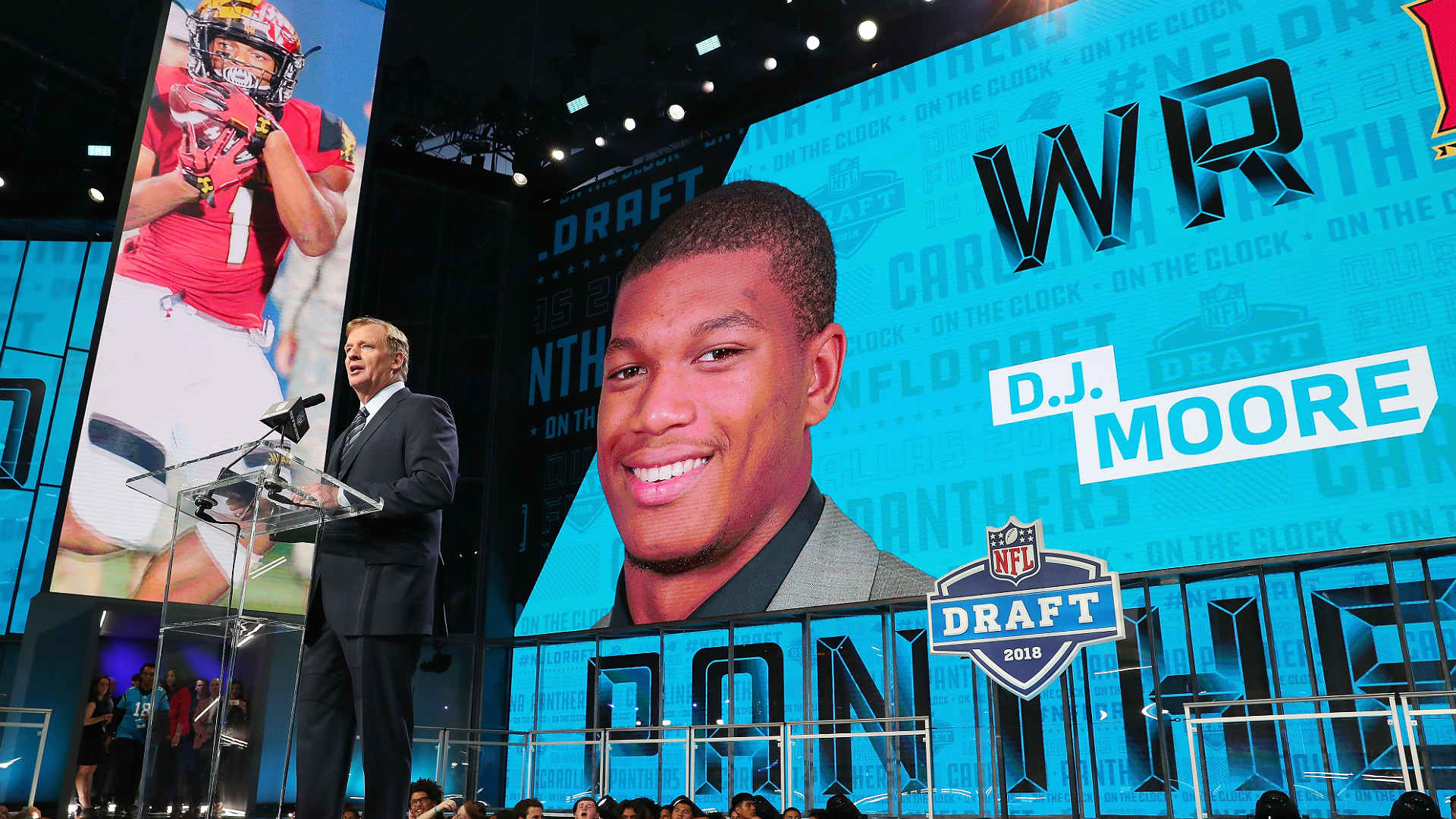 Panthers pick LSU CB Donte Jackson at No. 55 overall