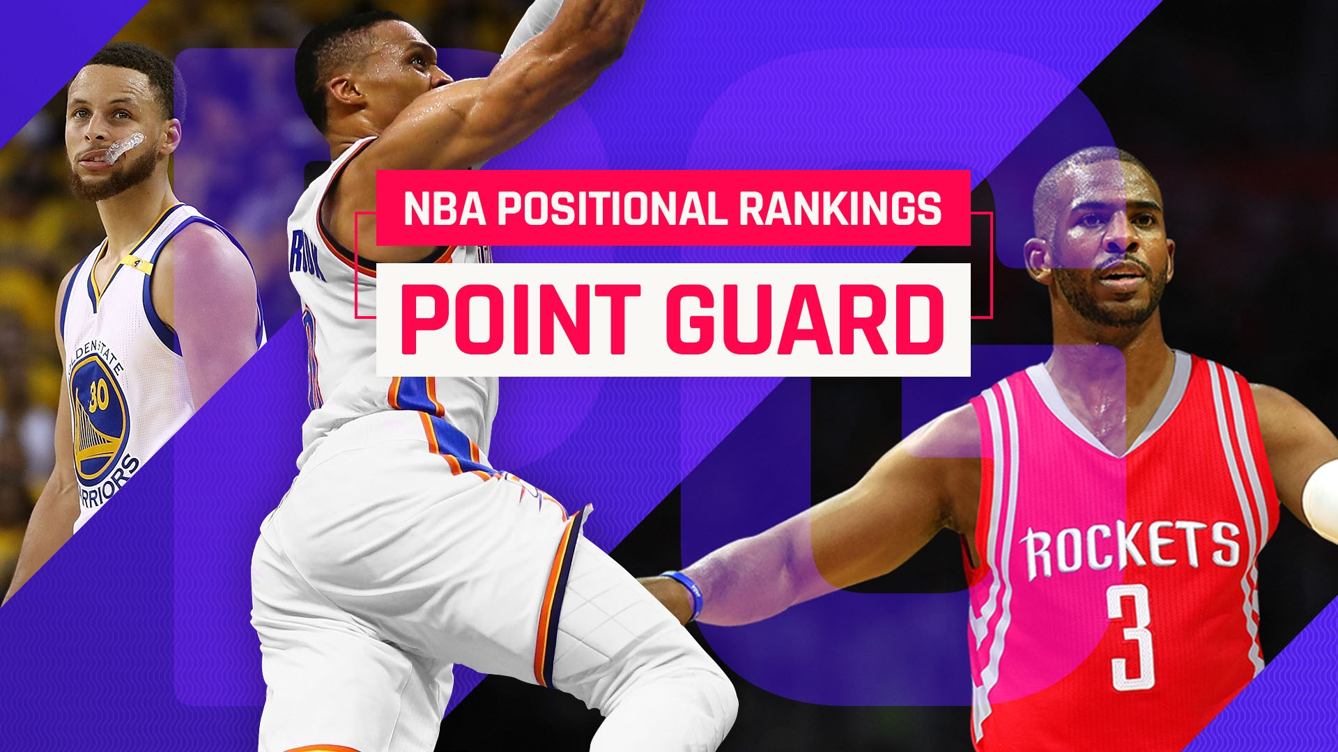 Top 15 NBA point guards for 2017-18: Russell Westbrook ...