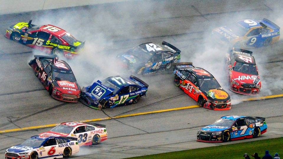 What are the biggest risks for race car drivers beyond car crashes ...