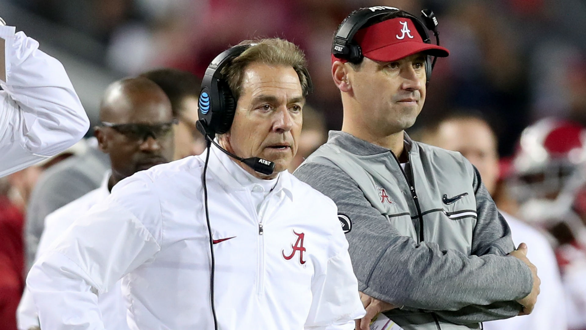 Steve Sarkisian returns as Alabama's offensive coordinator | AP sports